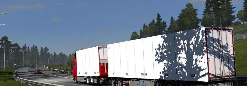 Ekeri Tandem trailers ADDON v2.0.2 by Kast