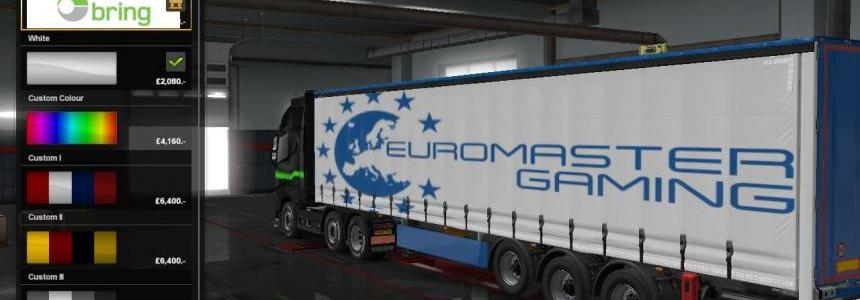 Euromaster Gaming Fleet Trailers v1.0