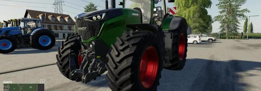 Farmer Kai Fendt Traktoren v2.0