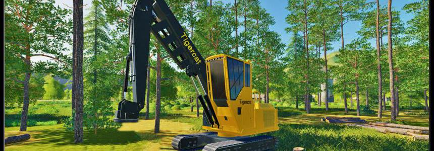 FDR Logging - Tigercat 880 v1.0