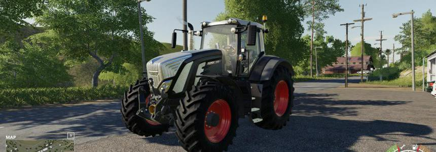 Fendt 900 Black edition v1.0.0.0