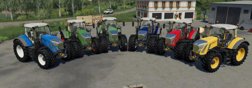 Fendt 900 S4 BeautyLine v1.1.0