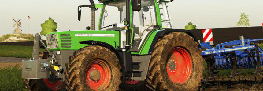 Fendt Favorit 512 v1.1.0.0
