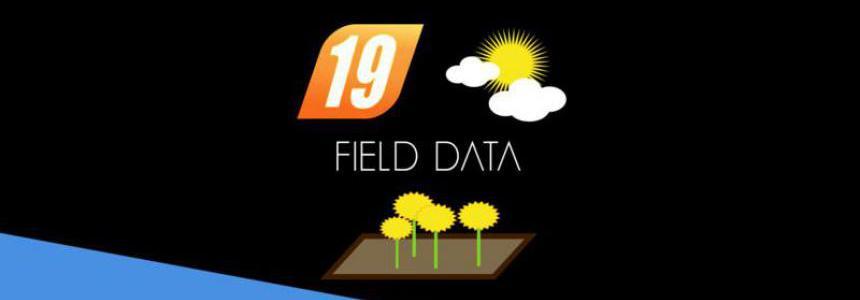 FieldData Beta v0.0.0.2