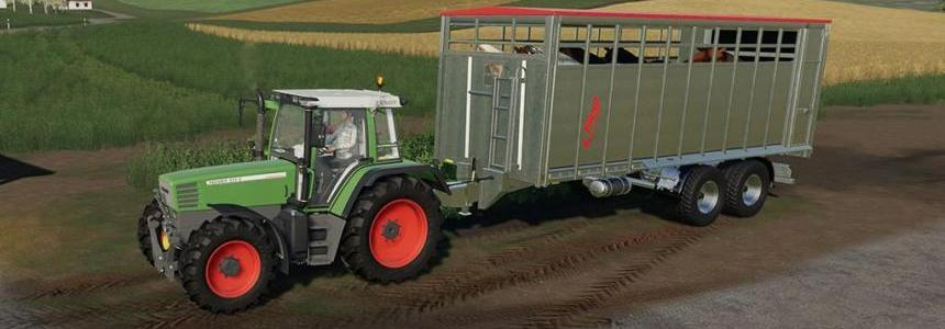 Fliegl Animal Transporter v1.0.0.0