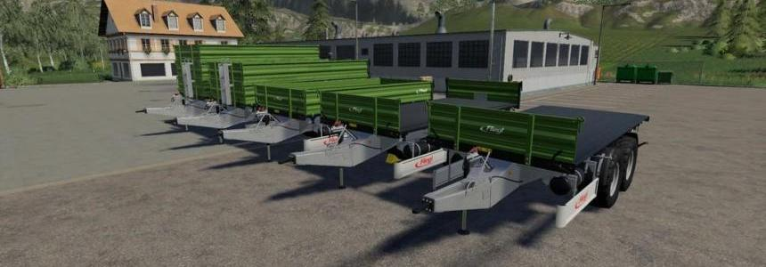 Fliegl Trailer Pack v1.0.0.0
