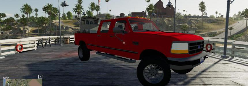 Ford f350 1996 v1.0.0.0