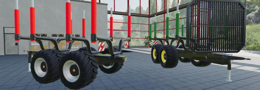 Forwarder Trailer v1.0.0.0