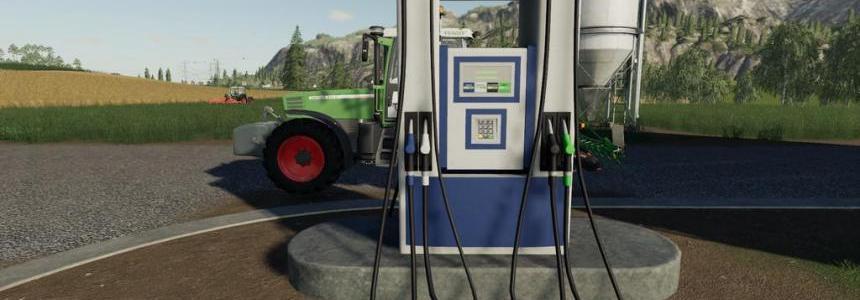 Gas Station v1.0.0.0