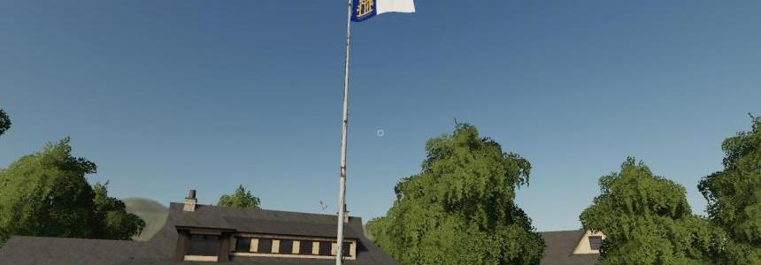 Georgia State Flag v1.0.0