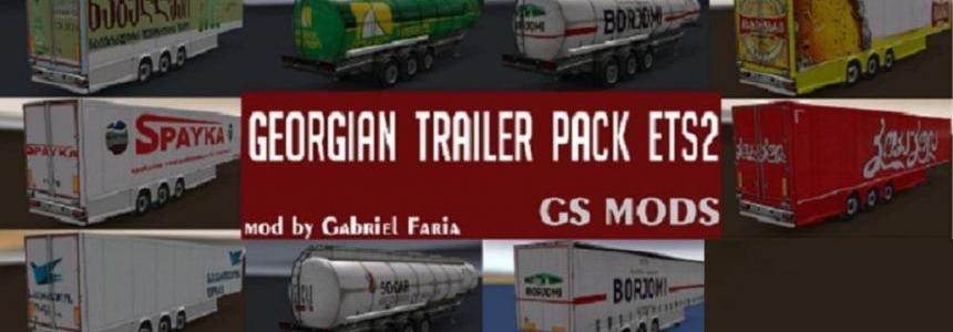 Georgian Trailer Pack 1.33.x