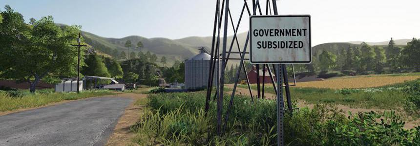 Government Subsidy v1.0.0.0