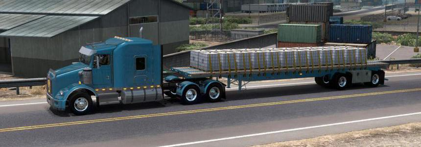 Great Dane Flatbed Ownable 1.33.x