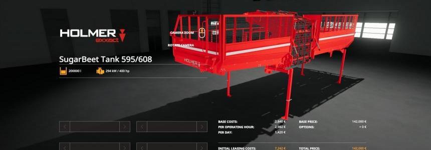 Homer SugarBeet Tank 595 v1.0.0.0