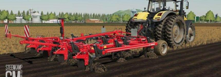 Horsch Tiger 6DT plow version v1.0