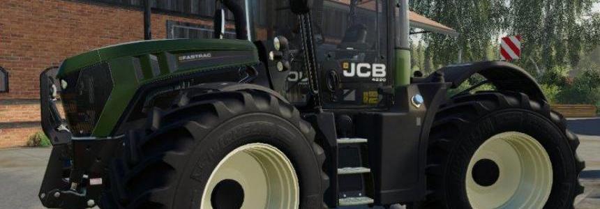 JCB Fastrac 4220 FSM-Edition v1.0