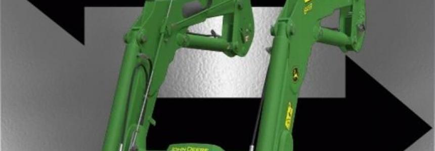 John Deere 643R mit Seitenschieber v1.0