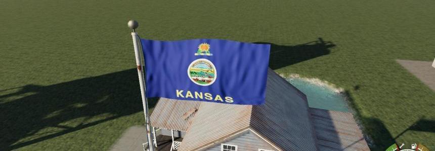 Kansas Flag v1.0.0