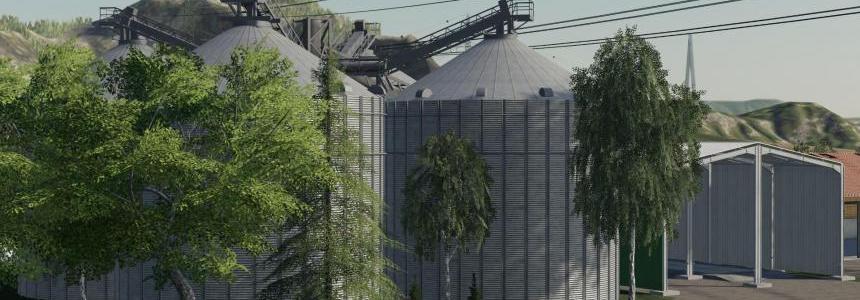Large silo facility v1.1.0.0