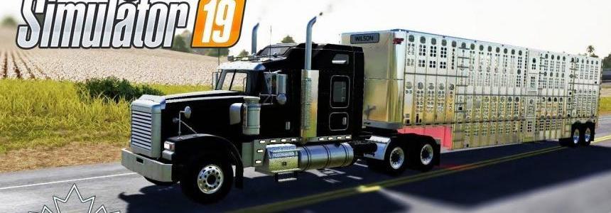 Lizard Truck Sound Pack v1.0
