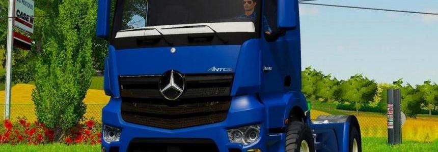 Mercedes Antos 3245 v1.0.0.0
