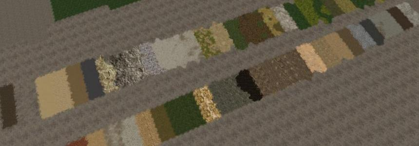 New Added Texture Layers For GE v1.0