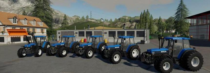 New Holland 40er Serie v1.0.0.0