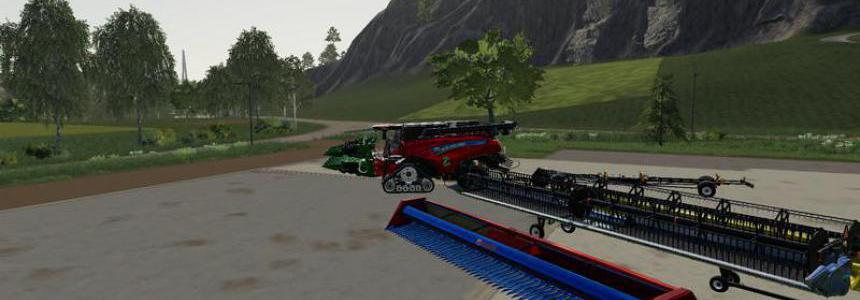 New Holland CR10.90 Drescherpack JaSo Edition v1.0
