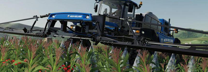 New Holland SP400F v1.0.0.0