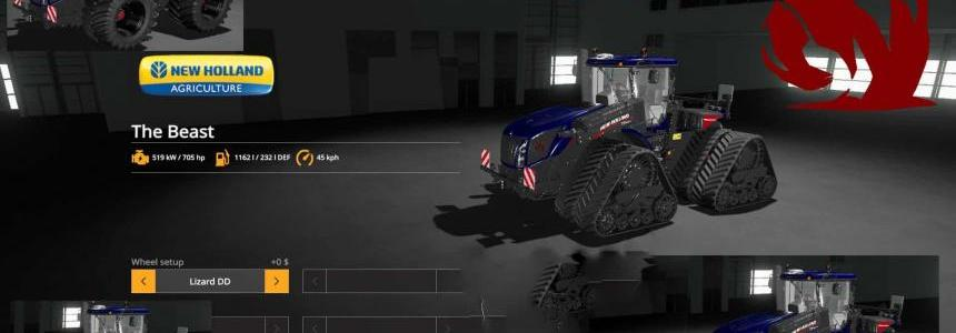 New Holland T9 The Beast v1.0.0.0