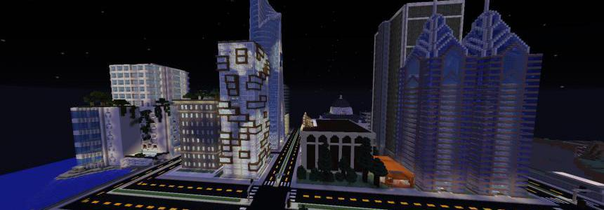 New Port City v1.12.2