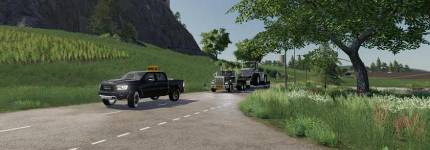 Oversize Transport Pack v1.0