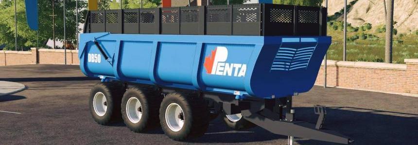 Penta DB 50 trailer v1.0.0.0