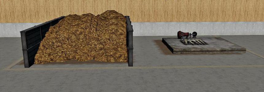PLACEABLE Buy Liquid manure and manure v1.0