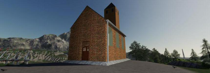 Placeable churches objects v1.0