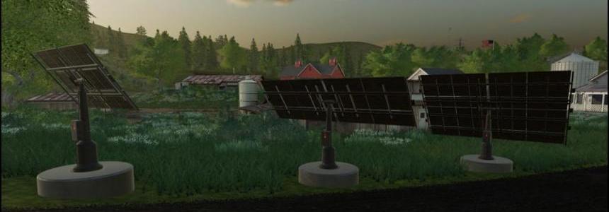 Placeable Solar Panels v1.0.0.0