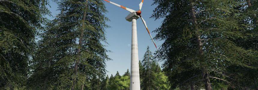 Placeable wind turbine revenue generator by Stevie