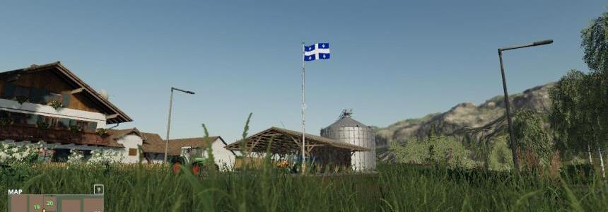 Quebec Flag v1.0.0.0.
