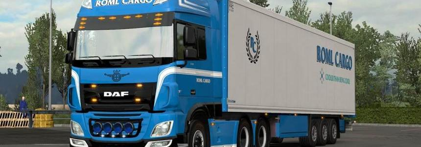 ROML Cargo Dutch & Coolliner Skinpack 1.33.x