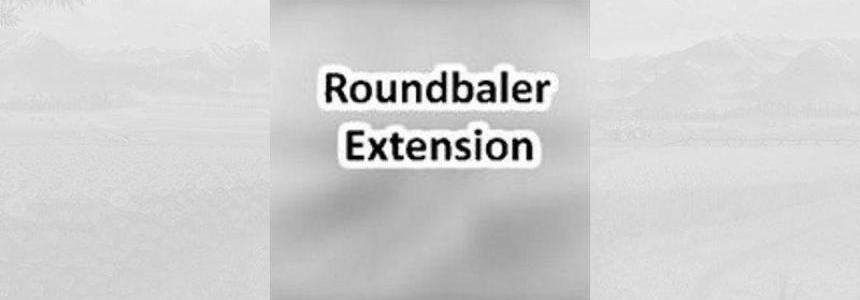 Roundbaler extension v1.0.0.0