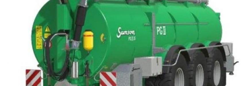 Samson PGII35 SBH4 OY MP v19.6
