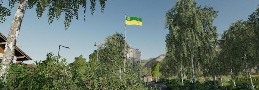 Saskatchewan Flag v1.0.0.0