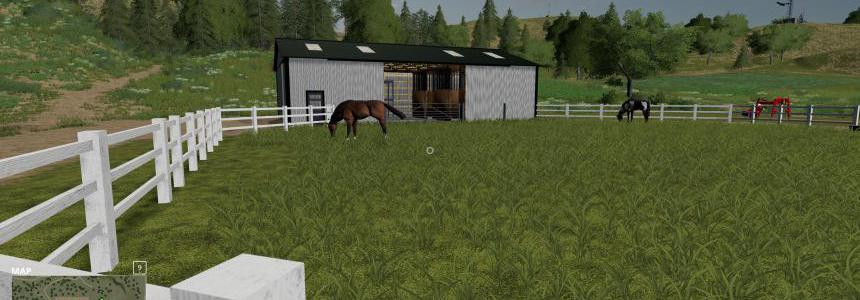 Small American Stable v1.0