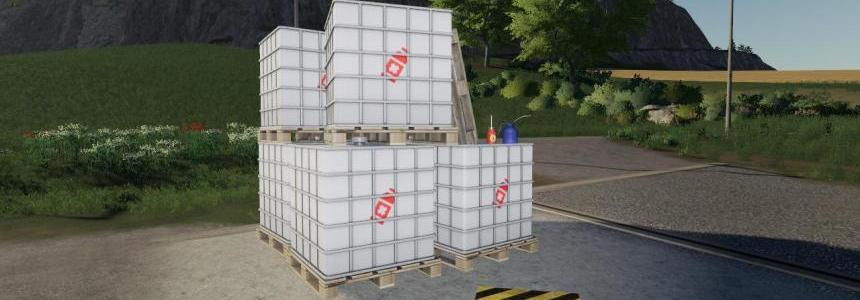 Small Supplies Depot v1.0.0.0