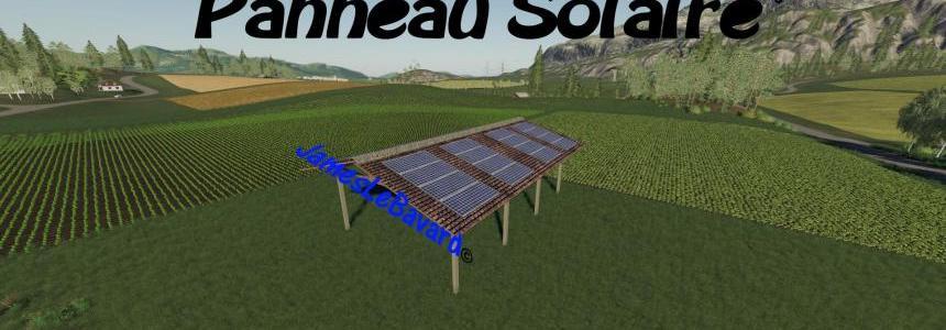 Solar Shed v1.0.0
