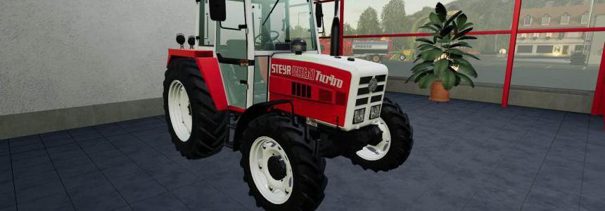 STEYR 8090a Turbo SK2 BASIS v1.0