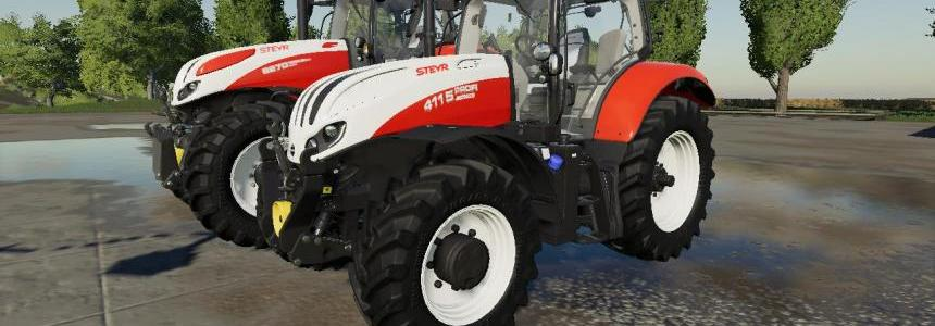 Steyr Tractor Pack v1.0.0.0