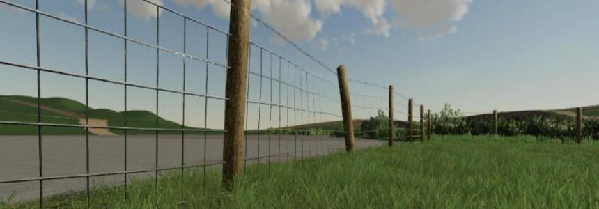 Stock Wired Fence Kit v1.0.0.0