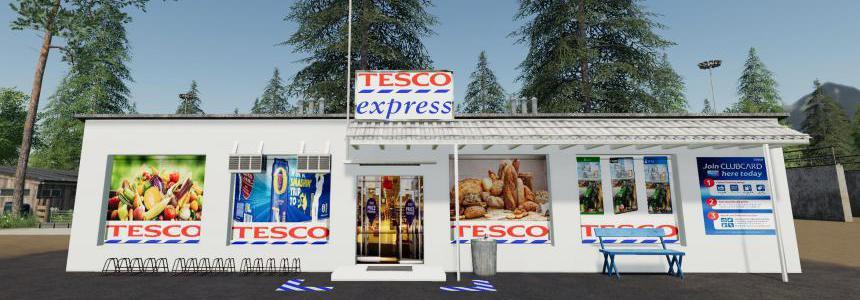 Tesco Express Egg Selling Point v1.0.0.0
