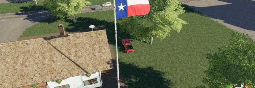 Texas Flag v1.0.0